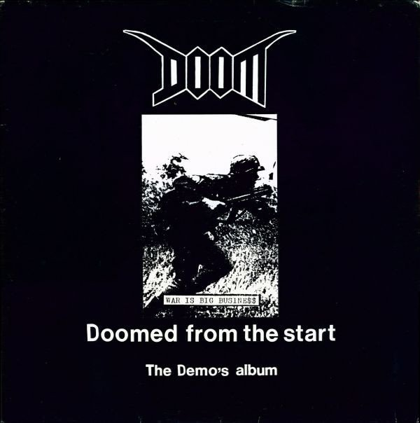 Doom / Hiatus - Doomed From The Start (The Demo