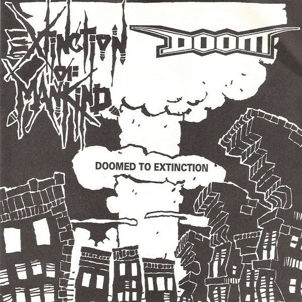 Doom / Hiatus - Doomed To Extinction