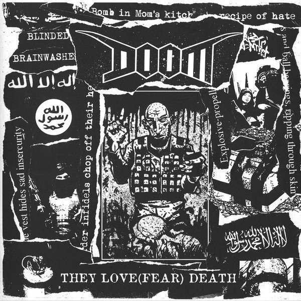 Doom / Hiatus - They Love(Fear) Death / Electrozombies