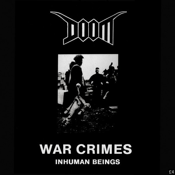 Doom / Hiatus - War Crimes - Inhuman Beings