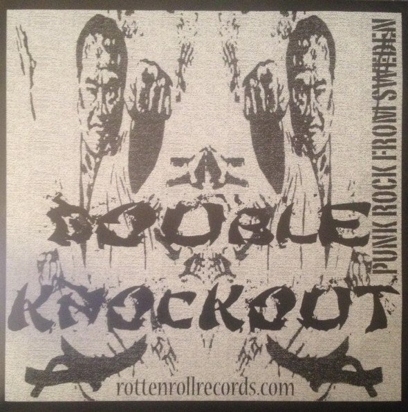 Double Knockout - Punk Rock From Sweden / The Finest Of The Ugly Los Angeles Rock And Roll Punk Bands