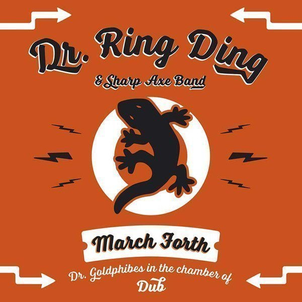 Dr Ring Ding - March Forth