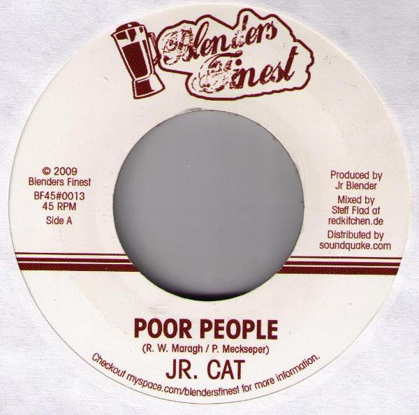 Dr Ring Ding - Poor People / My Love Is Real
