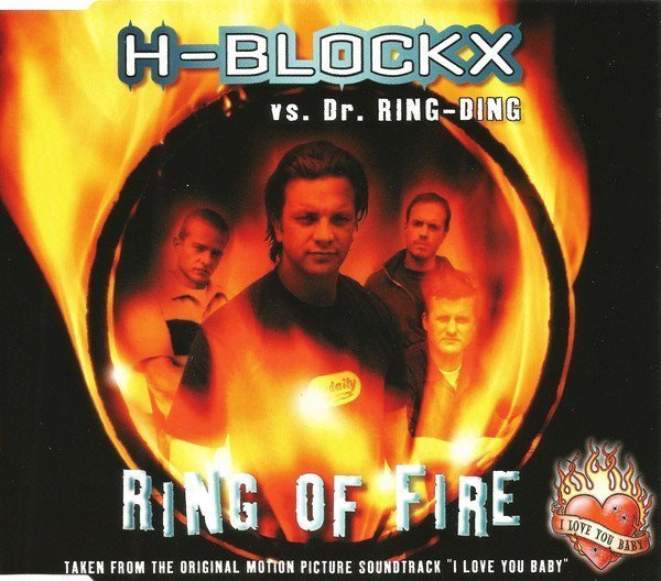 Dr Ring Ding - Ring Of Fire