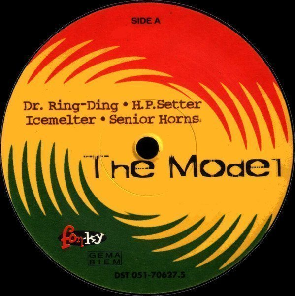 Dr Ring Ding - The Model
