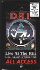 Dri - Live At The Ritz