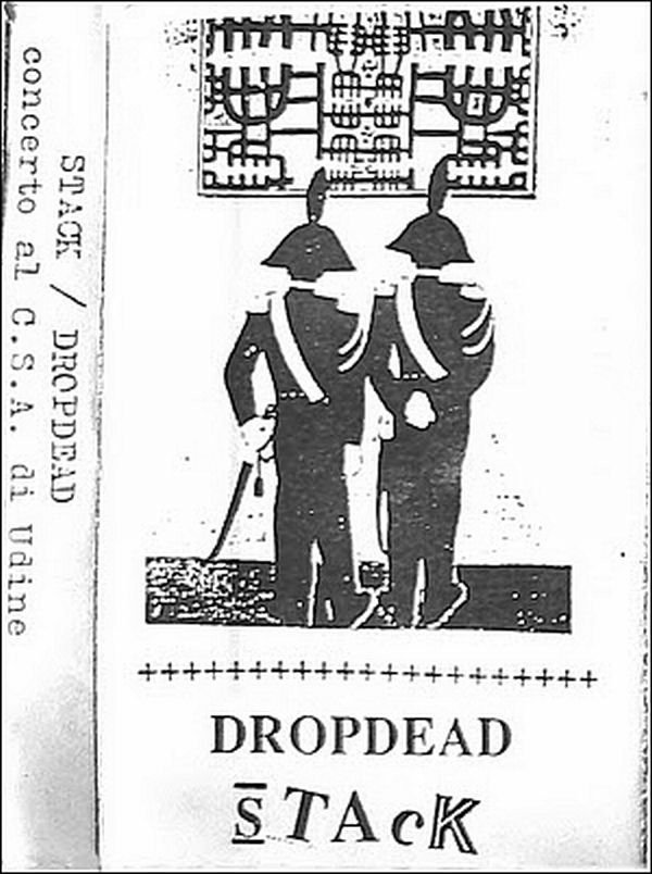 Dropdead - Live In Udine 1996