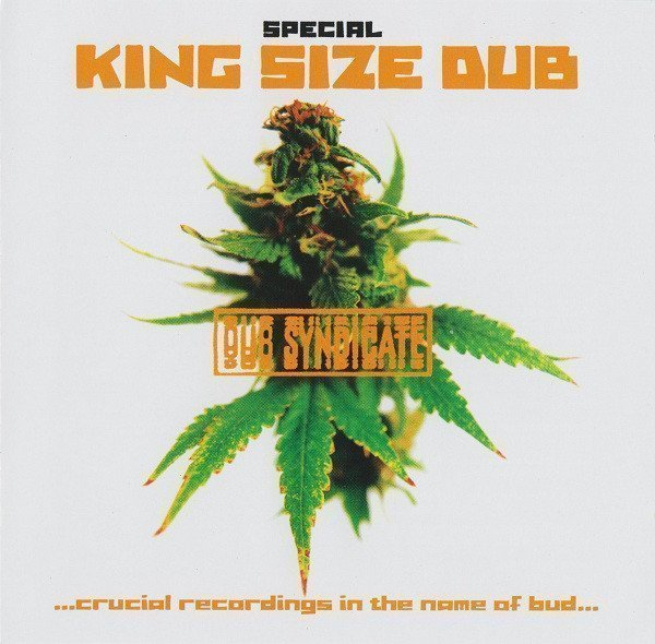 Dub Syndicate - Special King Size Dub (Crucial Recordings In The Name Of Bud)