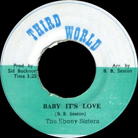 Ebony Sisters And Mudies All Stars - Baby It