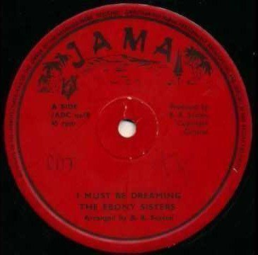 Ebony Sisters And Mudies All Stars - I Must Be Dreaming / Tonight Is The Night