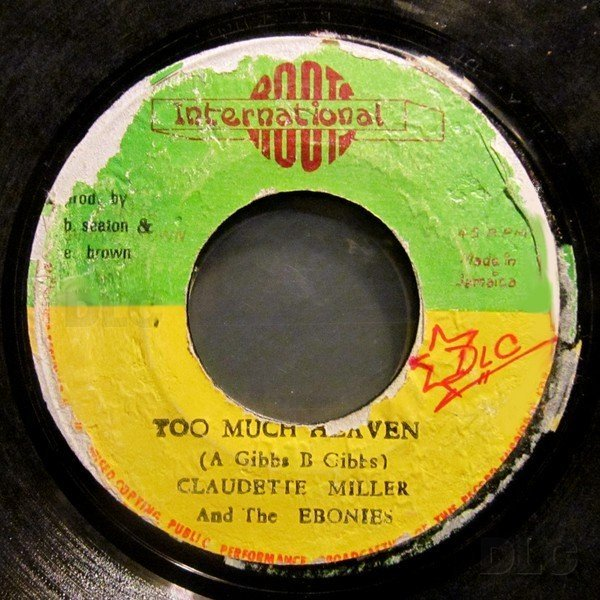 Ebony Sisters And Mudies All Stars - Too Much Heaven
