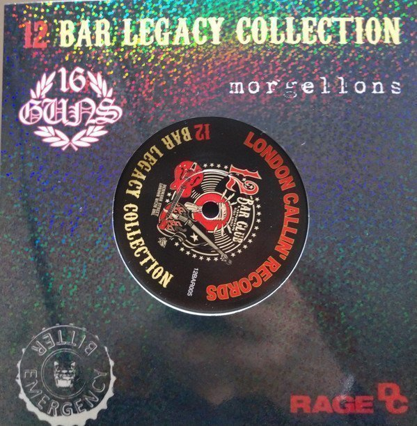 Emergency Bitter - 12 Bar Legacy Collection
