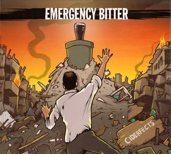 Emergency Bitter - Ciderfects