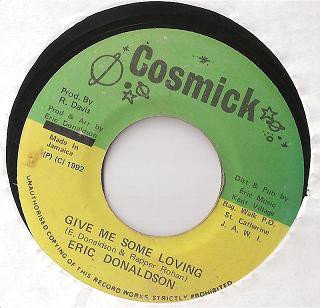 Eric Donaldson - Give Me Some Loving
