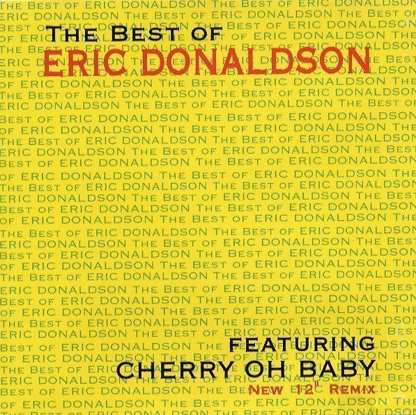 Eric Donaldson - The Best Of