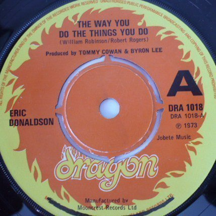 Eric Donaldson - The Way You Do The Things You Do