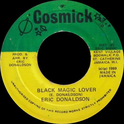 Eric Donaldson - This World Is Upside Down