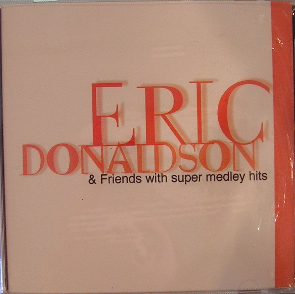 Eric Donaldson - With Super Medley Hits