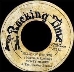 Eric Morris - Hold On Strong