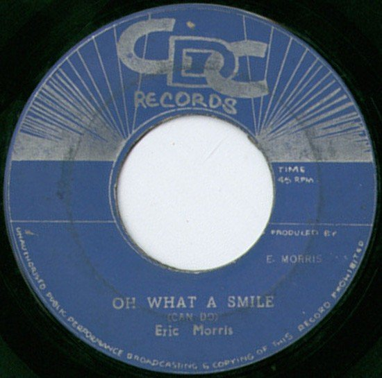 Eric Morris - Oh What A Smile (Can Do) / Pack Up (All Your Troubles)