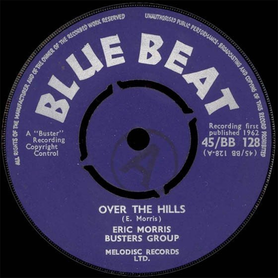 Eric Morris - Over The Hills / Lazy Woman