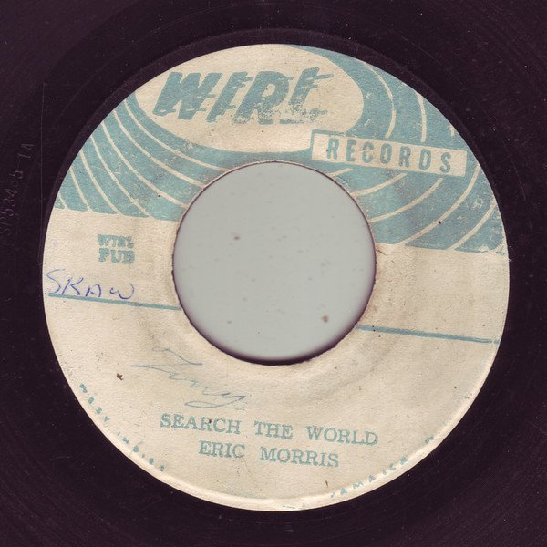 Eric Morris - Search The World / Buster