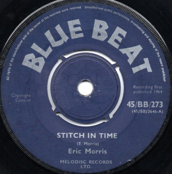 Eric Morris - Stitch In Time / For Ever