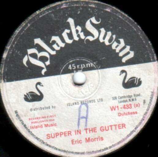 Eric Morris - Supper In The Gutter