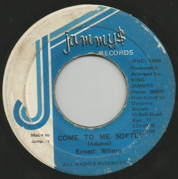 Ernest Wilson - Come To Me Softly