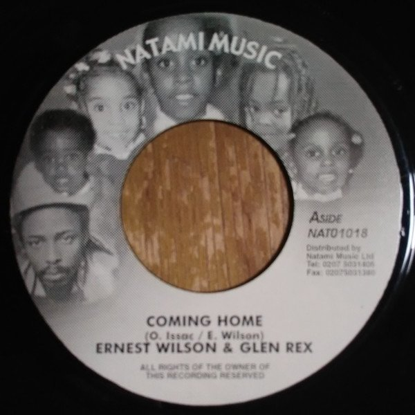 Ernest Wilson - Coming Home