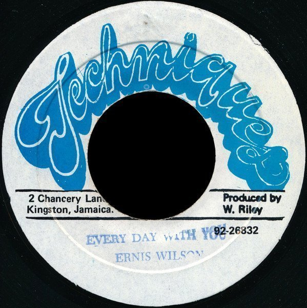Ernest Wilson - Every Day With You