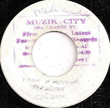 Ernest Wilson - I Made A Mistake/ Undying Love