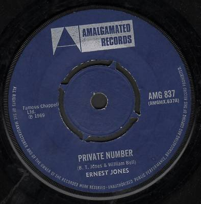 Ernest Wilson - Private Number / She