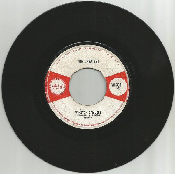 Ernest Wilson - The Greatest / Truth Hurts