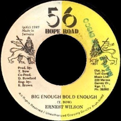 Ernest Wilson - Time Waits On No Man