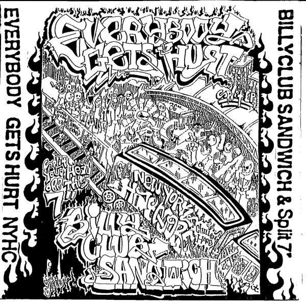 Everybody Gets Hurt - Split Your Head Off This