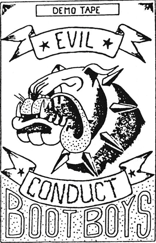 Evil Conduct - Boot Boys (Demo Tape)