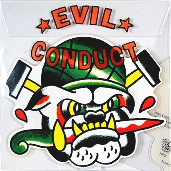 Evil Conduct - That Old Tattoo / Ultra Violence
