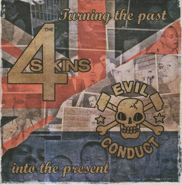 Evil Conduct - Turning The Past Into The Present