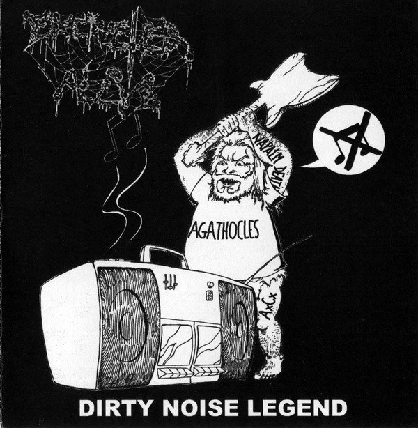 Excreted Alive - Dirty Noise Legend