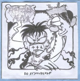 Excreted Alive - Do It Yourself