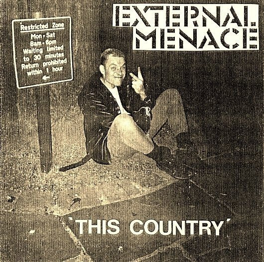 External Menace - This Country / Virtual Reality