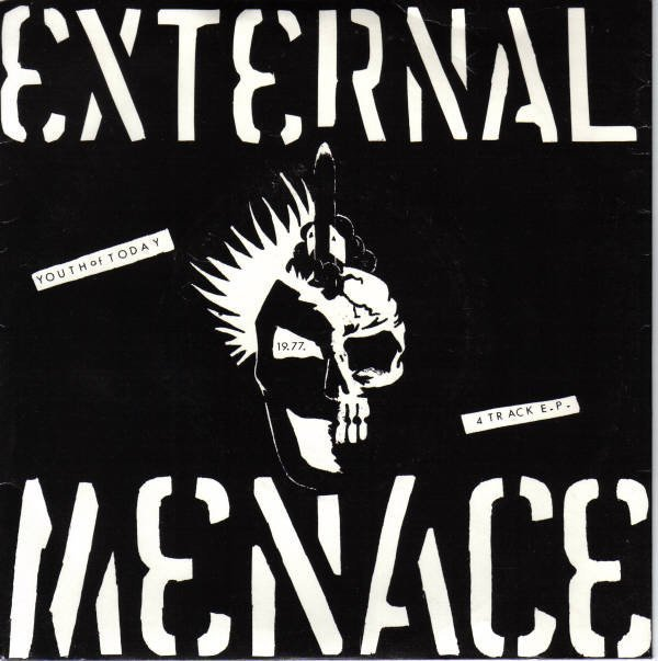 External Menace - Youth Of Today E.P.