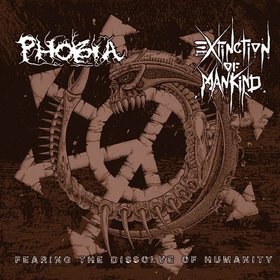 Extinction Of Mankind - Fearing The Dissolve Of Humanity