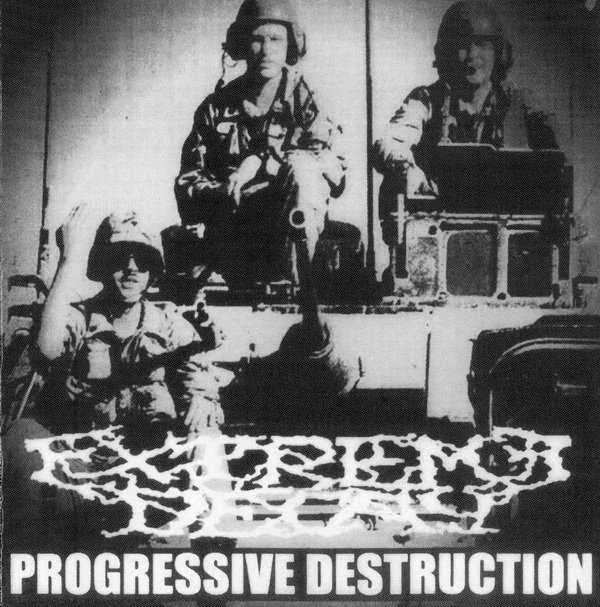 Extreme Decay - Progressive Destruction