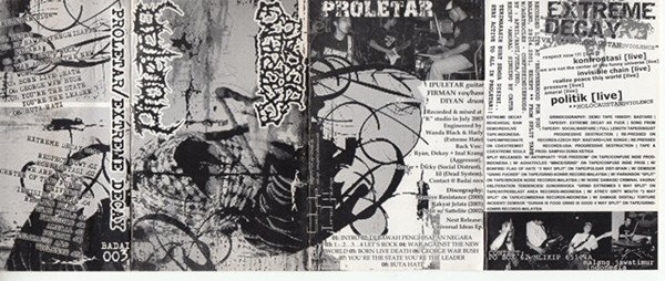 Extreme Decay - Proletar / Extreme Decay