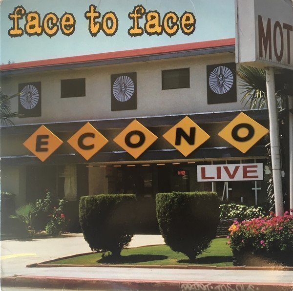 Face To Face - Econo-Live
