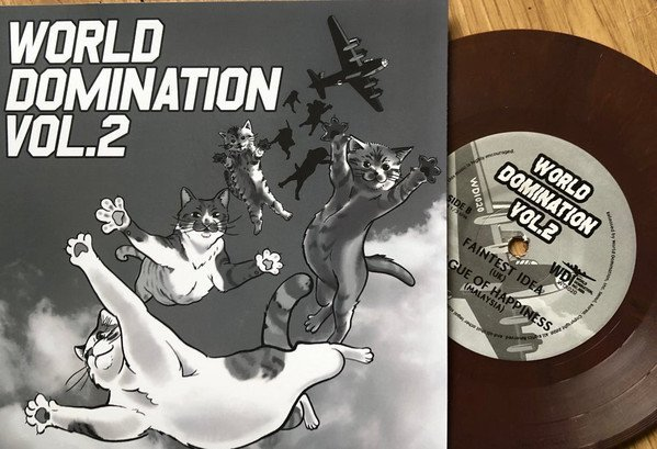 Faintest Idea - World Domination Vol.2