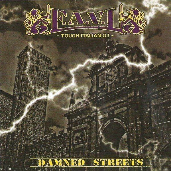 Favl - Damned Streets
