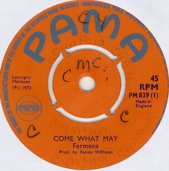 Fermena - Come What May